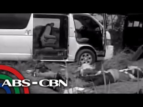 TV Patrol: Maguindanao massacre: 47 bodies so far