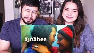 AJNABEE | Bhuvan Bam | Official Music Video | Reaction | Jaby Koay
