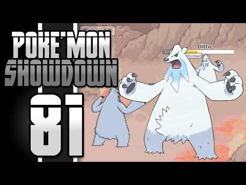 Pokemon Showdown: NeverUsed (NU) Tier (Gen 6): Episode 81