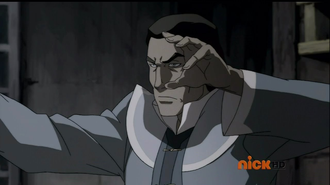 watch the legend of korra season 1 episode 8 when extremes meet