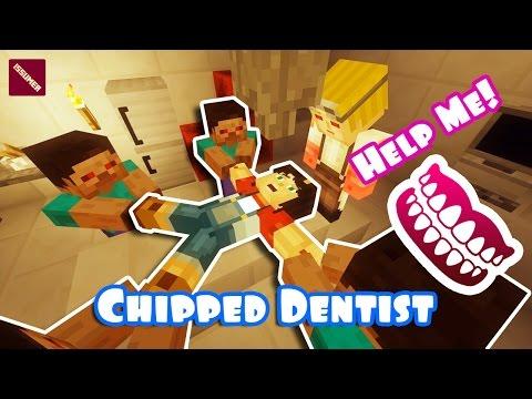 Jesse's Nightmare: Chipped Dentist - Minecraft Animation