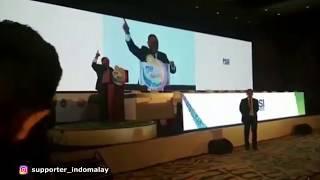 Pidato Edy Rahmayadi saat Menyatakan Mundur dari Ketua PSSI
