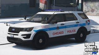 GTAV-LSPDFR Day-342 Chicago Police, Still going to jail. Road to 10K!