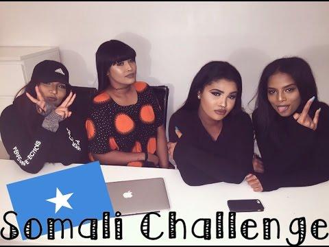 Somali Challenge   ComeSitWithUs