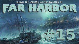 Ритуал Посвящения, Пробоина 3, Великая Охота и Красная Смерть ● Fallout 4: Far Harbor #15