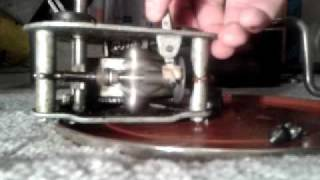 механізм патефона