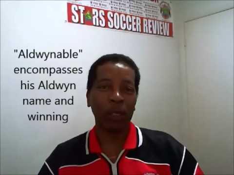 "Aldwyn Midget McGill ""Aldwynable"" soccer story"