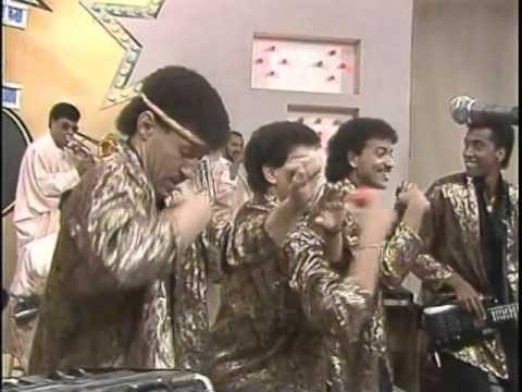 VICTOR ROQUE & LA GRAN MANZANA (video 80's) – Por Tu Querer – MERENGUE CLASICO