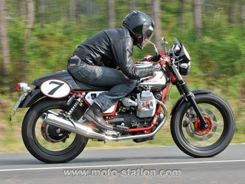 cafe racer tips to get a moto guzzi v7 racer for half. Black Bedroom Furniture Sets. Home Design Ideas