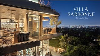 Villa Sarbonne, Bel Air, Los Angeles, USA