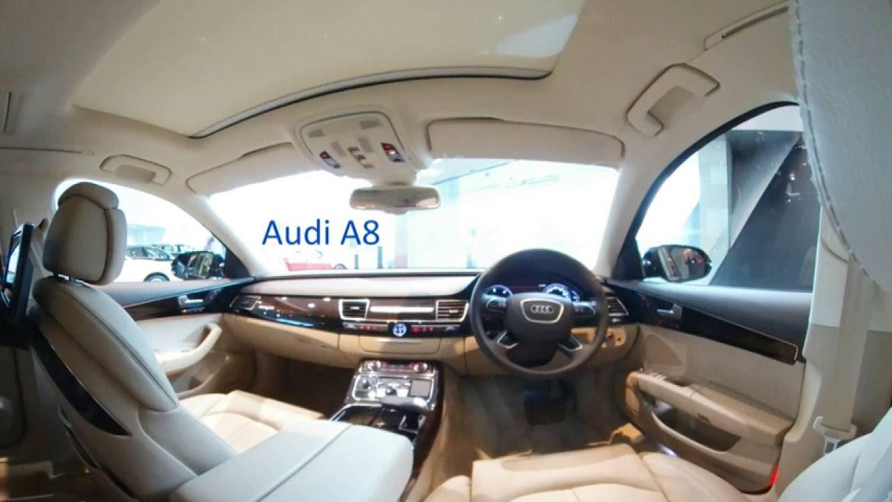 VR Interiors Of Audi Cars For Google Cardboard YouTube - Google audi car