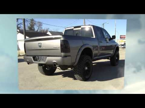 2010 Dodge Ram Sport Winnipeg Mb Used Car Dealer 6 Quot Lift