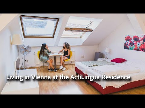 """Living in Vienna"" with ActiLingua Academy"