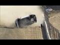 WTCC 2012 Sonoma Tedeschi Massive Flip Crash