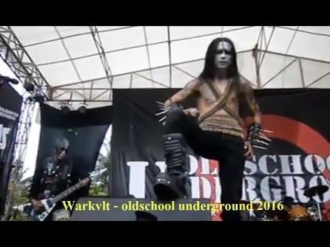 Warkvlt & Kerangkenk - Live in Concert Oldscool Underground