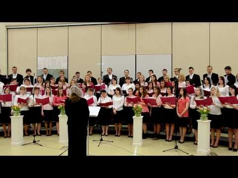 Via Dolorosa - Paradise Slavic Church Choir