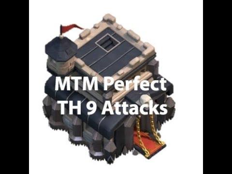 mtm perfect 40v40 th 9 attacks youtube
