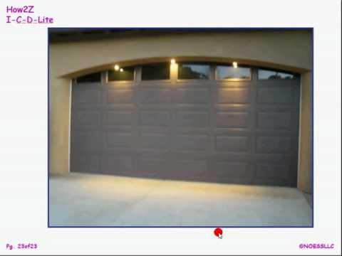 Garage Accent Lights