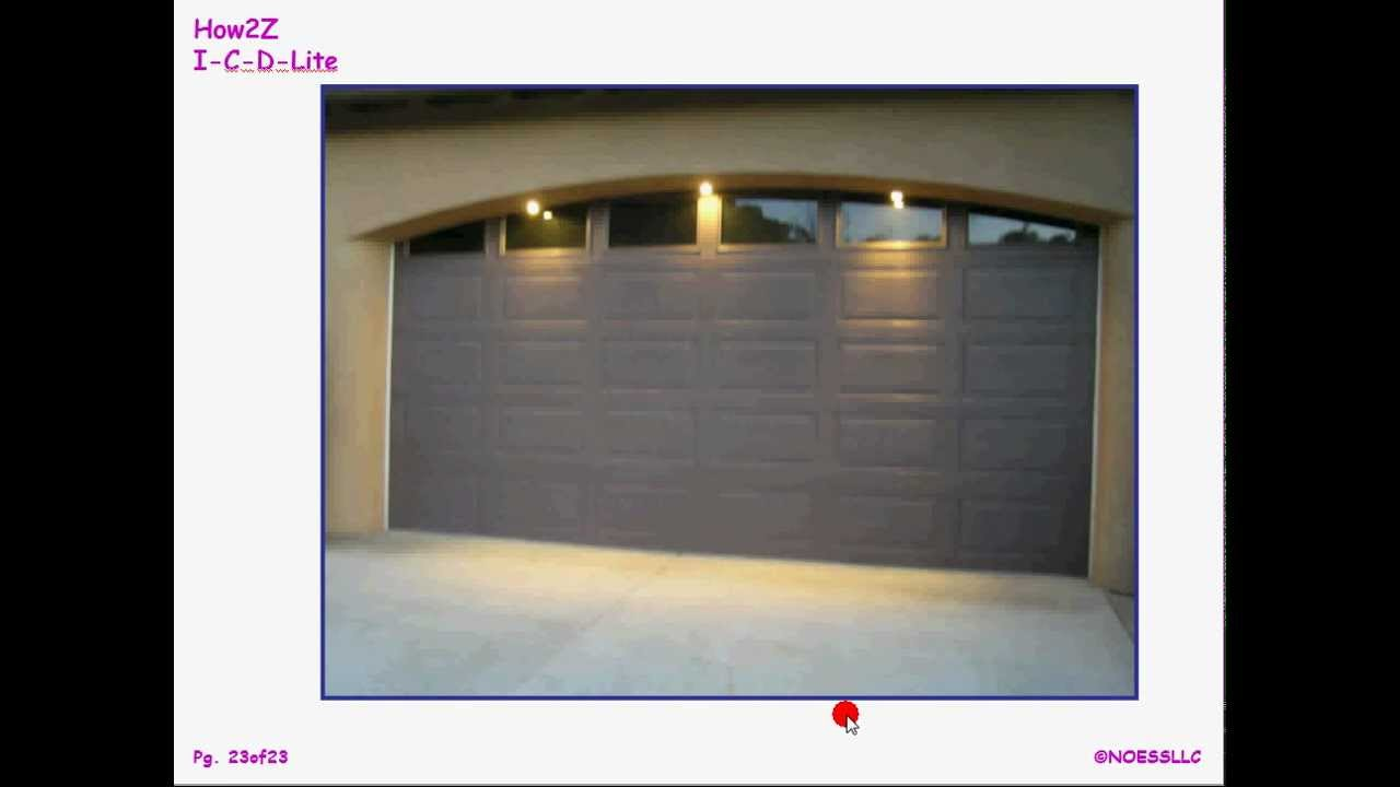 Garage Accent Lights Youtube