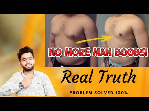 How To Get Rid Of Man Boobs | Burn Chest Fat Forever | Permanent Solution | BeFit