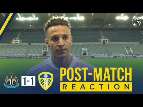 """We had great chances to win"" | Rodrigo reaction | Newcastle Utd 1-1 Leeds United | Premier League"