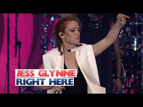 Jess Glynne - 'Right Here' (Live At The Jingle Bell Ball 2015)