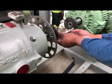 How To Perform Inspection During Pump Alignment In Oil&Gas Industry | Urdu/Hindi |