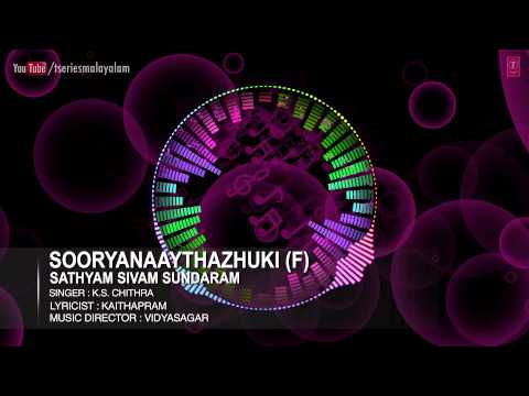 Sooryanaaythazhuki (Female Version) Song | Malayalam Movie