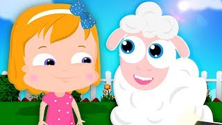 แมรี่มีลูกแกะตัวน้อย | เพลงเด็ก | Mary Had A Little Lamb | Thai Kids Songs | Preschool Rhymes