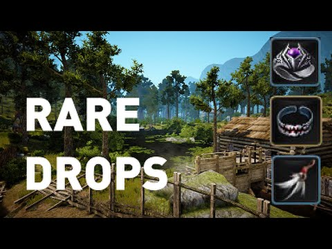 Rare drop locations #1 | Black Desert Online | Neeko2lo