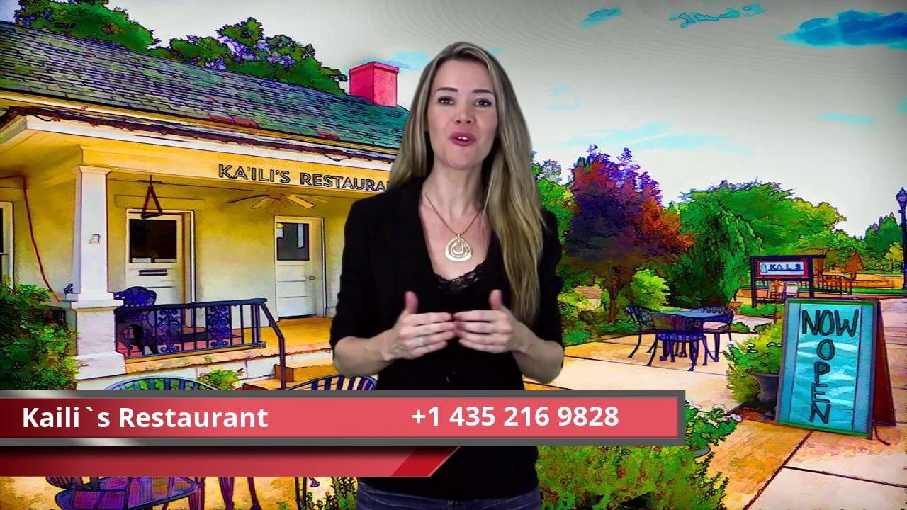 Best Local Restaurants In St George Utah