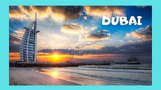 DUBAI, SUNSET & the private beach of BURJ AL ARAB JUMEIRAH (a 7 ★ HOTEL)