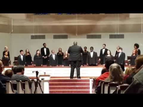 Southaven High School Choir November 2015