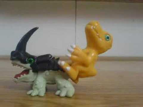 Digimon : Behind the scenes