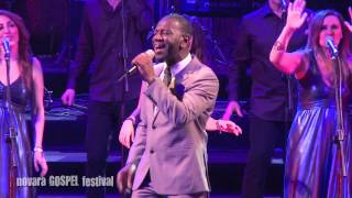 "Brotherhood Ft. Wayne Ellington ""Days Of Elijah"" Live @ Novara Gospel Festival 2012"