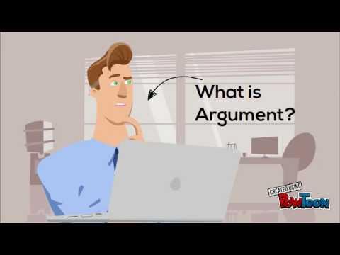 Persuasive VS. Argumentative Essay