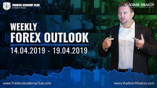 Forex Weekly Forecast 14-19 Of April 2019 - By Vladimir Ribakov