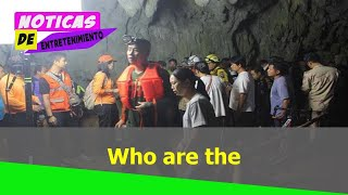 Who are the Thai boys who were trapped in a cave andw are they doing since their rescue?