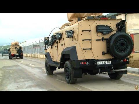 60 saniyə: Azərbaycan Ordusu təlimlərə başladı - 12 Mart 2018