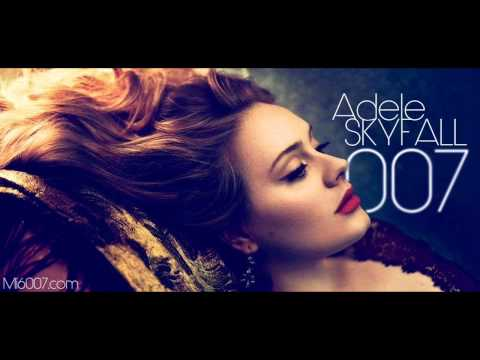 ADELE - Skyfall Skrillex Remix HD