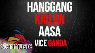 Vice Ganda Hanggang Kailan Aasa Official Lyric Video