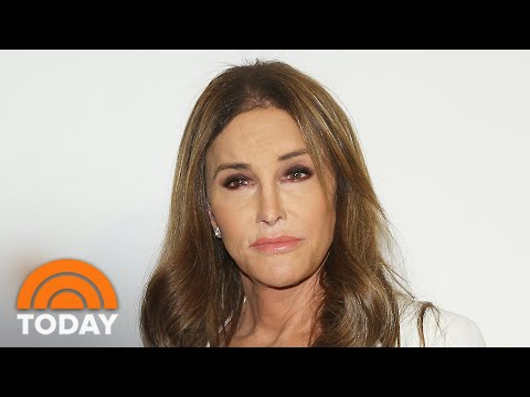 Caitlyn Jenner Says She Would Complete Trump's Southern Border Wall | TODAY
