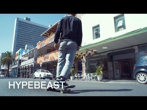 Mzansi Style Guide Vol.3 - Cape Town Skater Scene