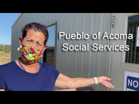 Acoma Rez Shorts - Pueblo of Acoma Social Services Tour