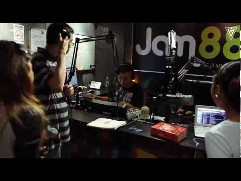 Hermano - RBTO and AUGUST WAHH Live at Jam 88.3 [VITO CREW]