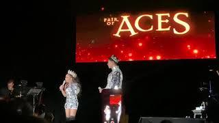 Pair Of Aces- Talk