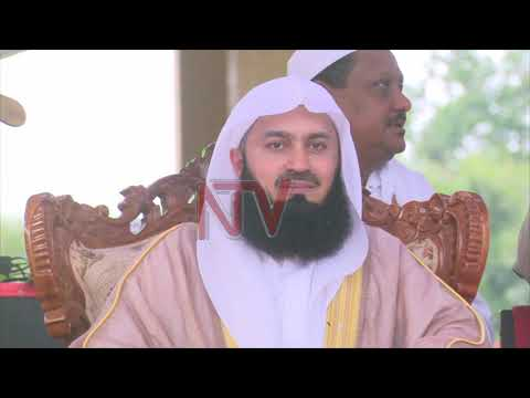 Mufti Menk Condemns Extremism And Intolerance