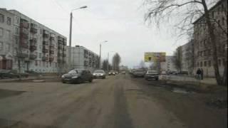 Северодвинск улица Портовая