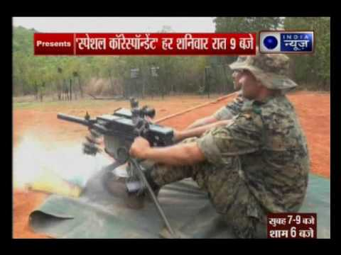 Special Correspondent: Special report on CRPF's COBRA commandos