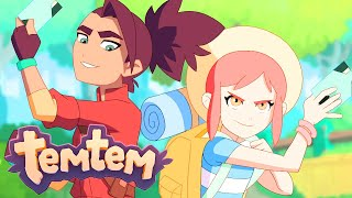 Temtem - Official Anime Opening Launch Trailer